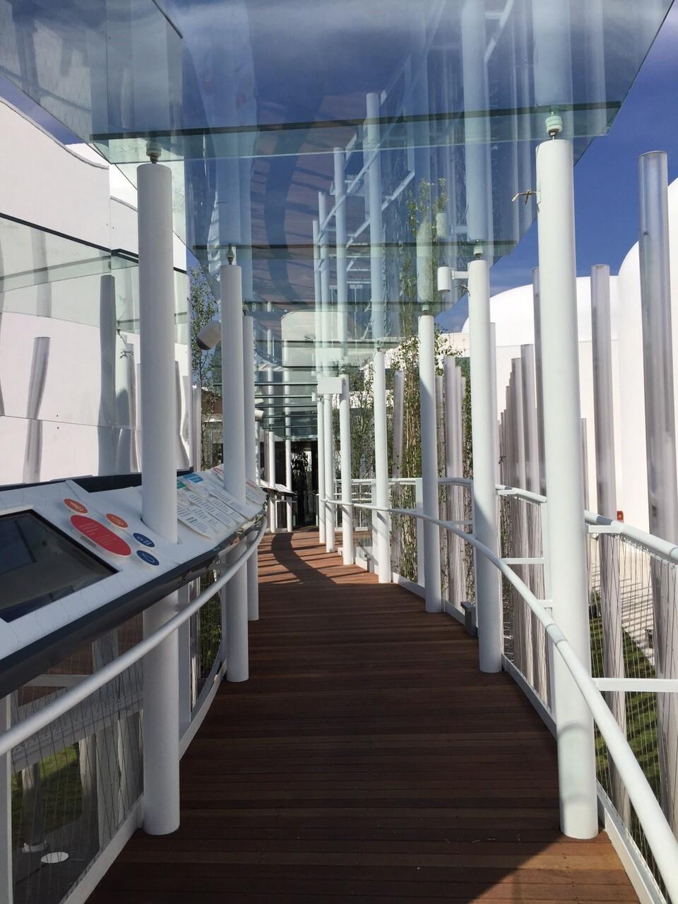 Expo 2015 Milan - Enel Pavilion
