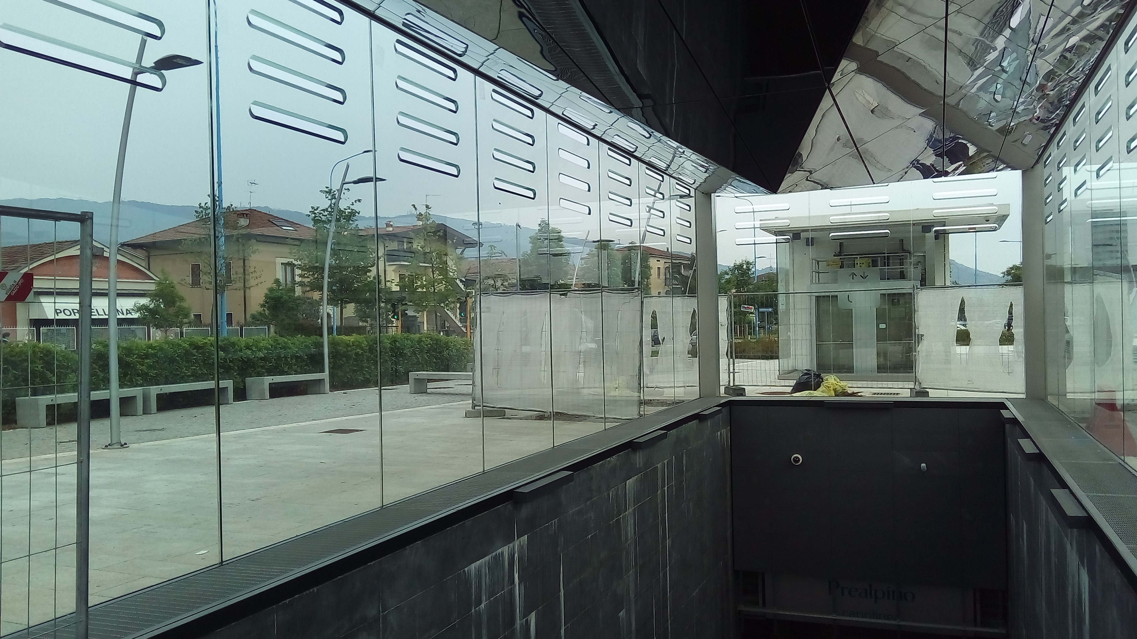 Windcutter Structural Laminated Glass